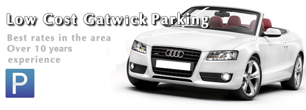 <p><h1>Low cost car parking at Gatwick Airport</h1></p>